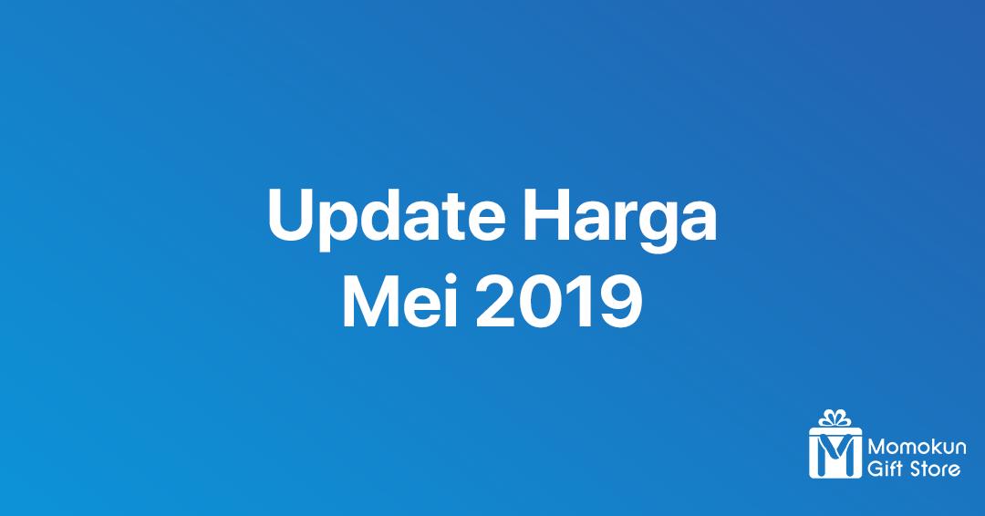 Harga Gift Card Mei 2019
